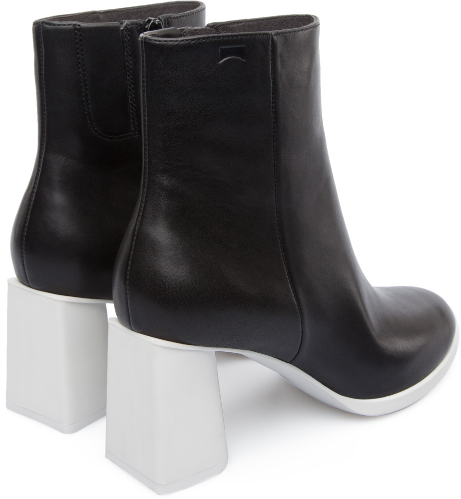 Camper Lea Grey Boots Women K400108-001