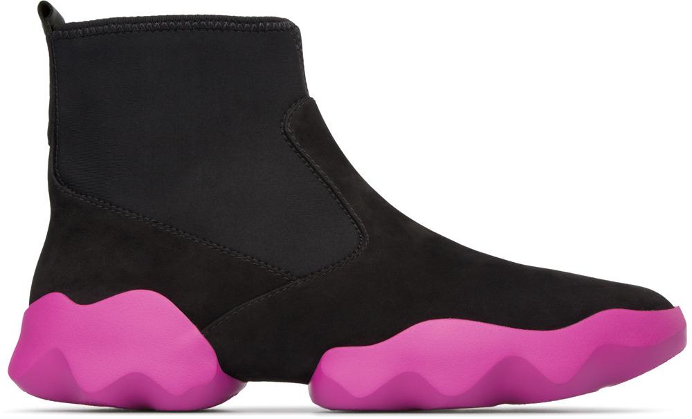 Camper Dub Negro Sneakers Mujer K400109-003