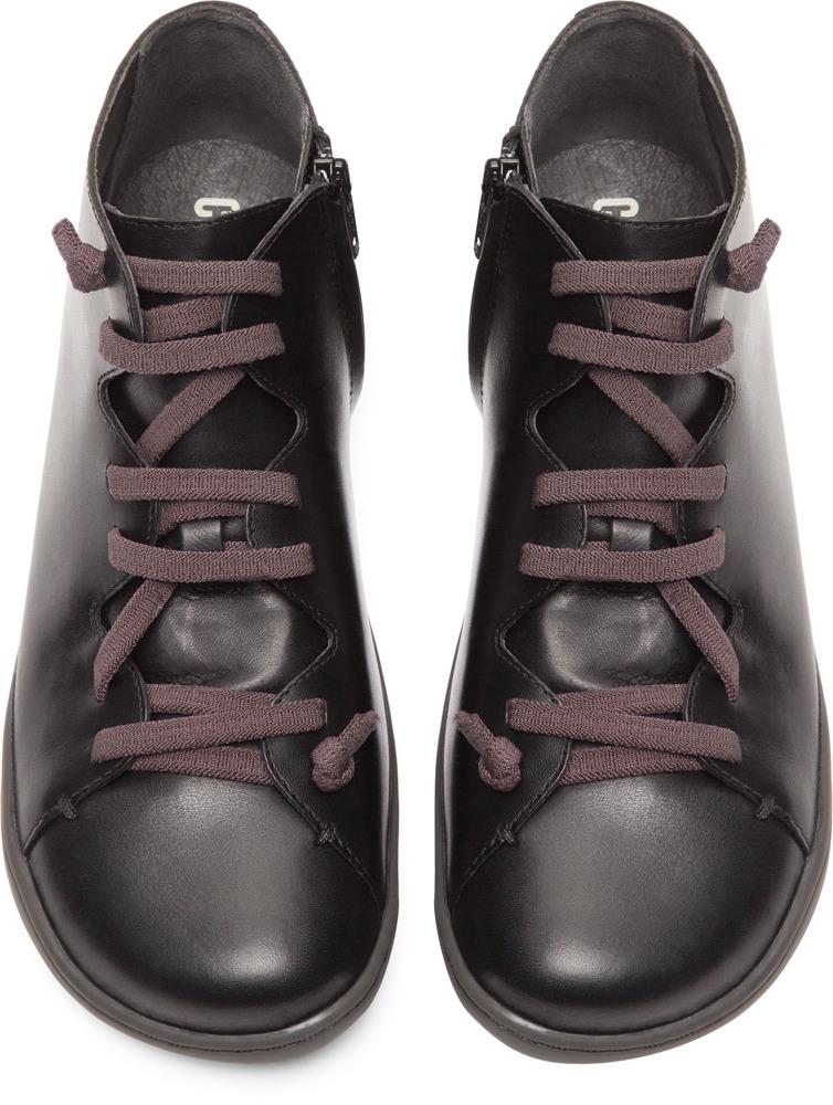 Camper Peu Black Ankle boots Women K400120-001
