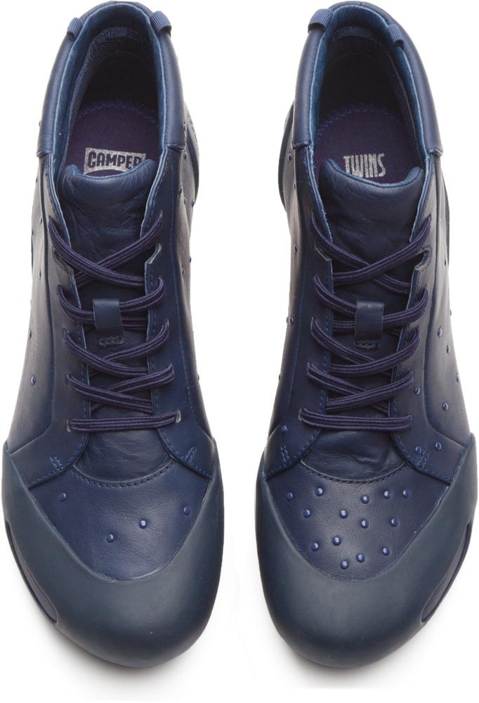 Camper Twins Azul Botas Mujer K400122-001