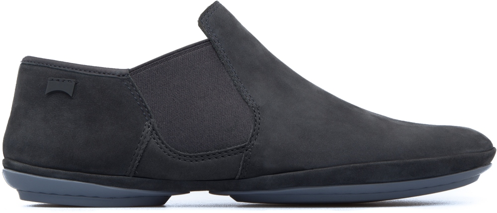 Camper Right Grey Boots Women K400123-001