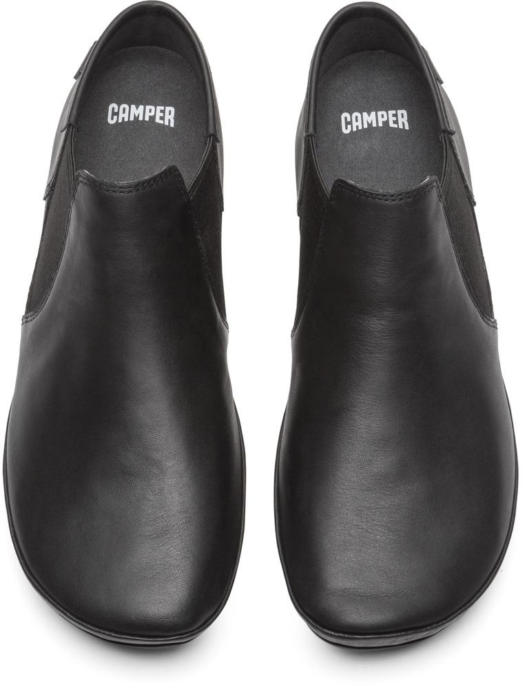 Camper Right Nero Scarponcini Donna K400123-005