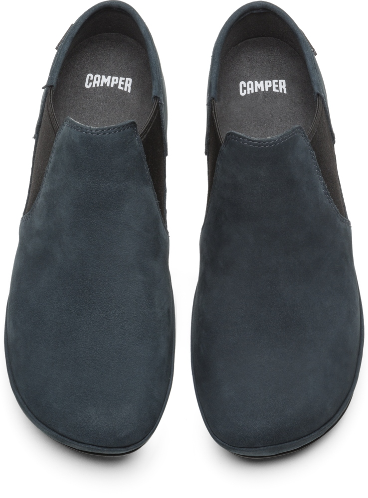 Camper Right Blu Scarponcini Donna K400123-006