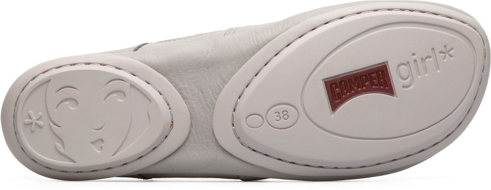 Camper Right Grigio Scarpe casual Donna K400123-009