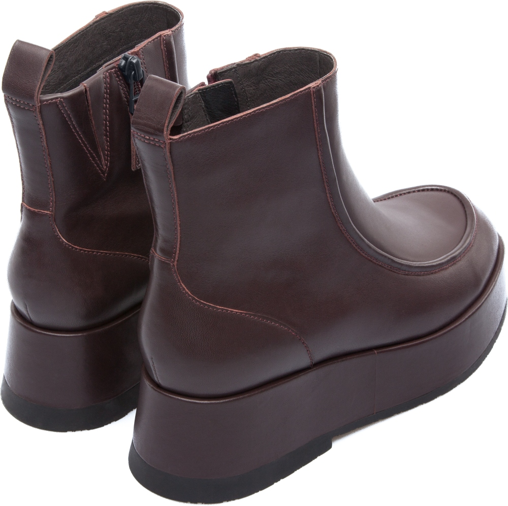 Camper Wilma Red Boots Women K400129-001