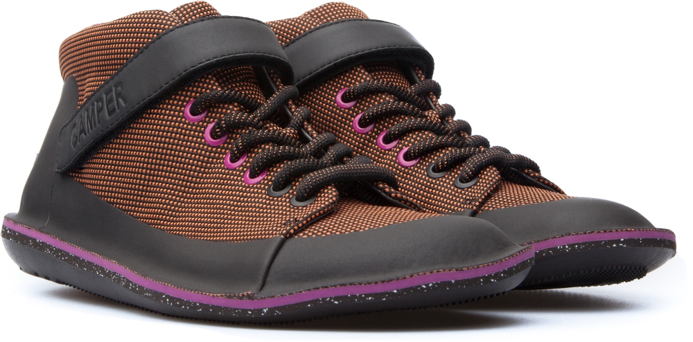 Camper Beetle  Multicolor Boots Women K400137-002