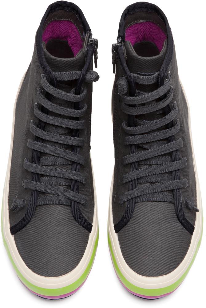 Camper Portol Grey Sneakers Women K400153-001