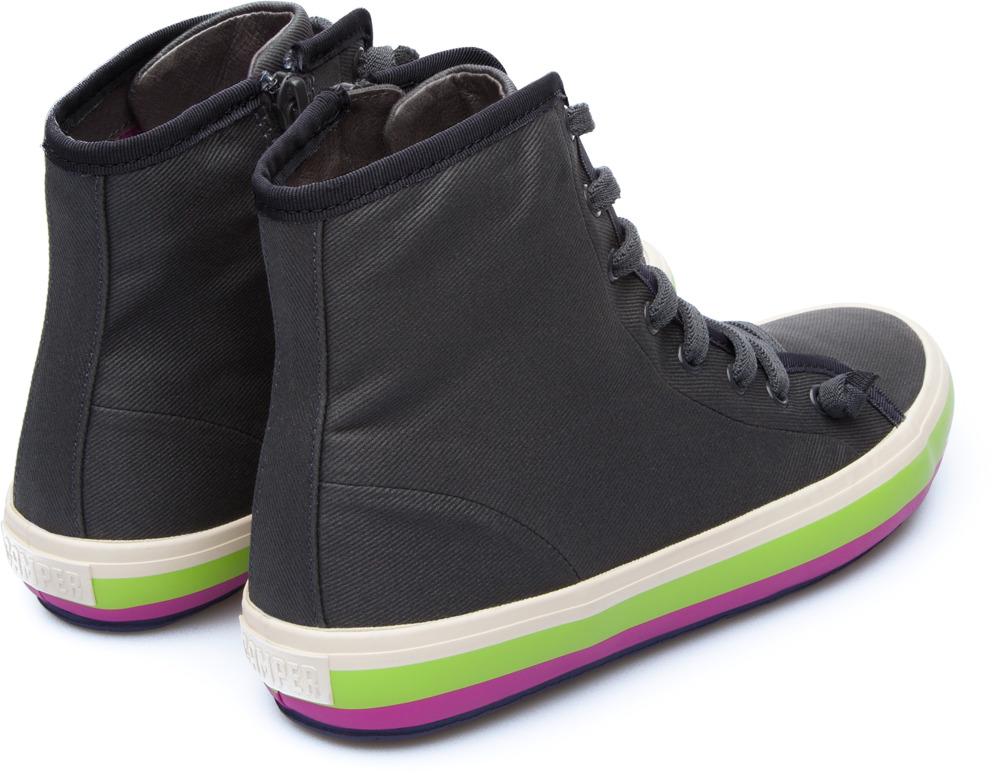 Camper Portol Grigio Sneaker Donna K400153-001