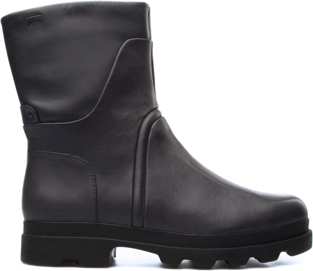 Camper Mil Grey Boots Women K400157-002