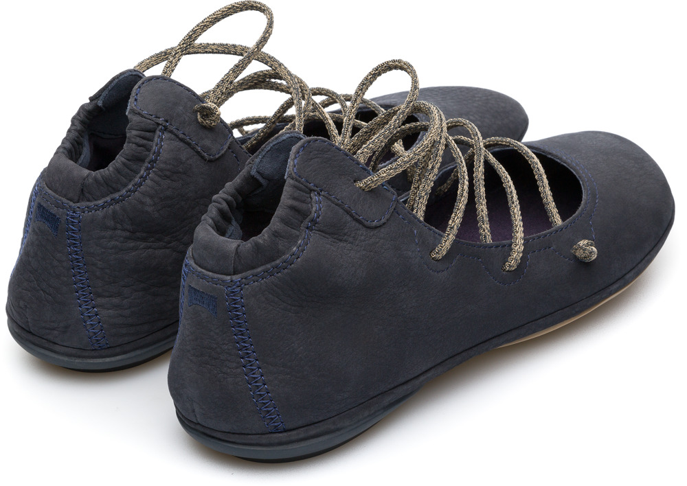 Camper Right Blue Casual Shoes Women K400194-008