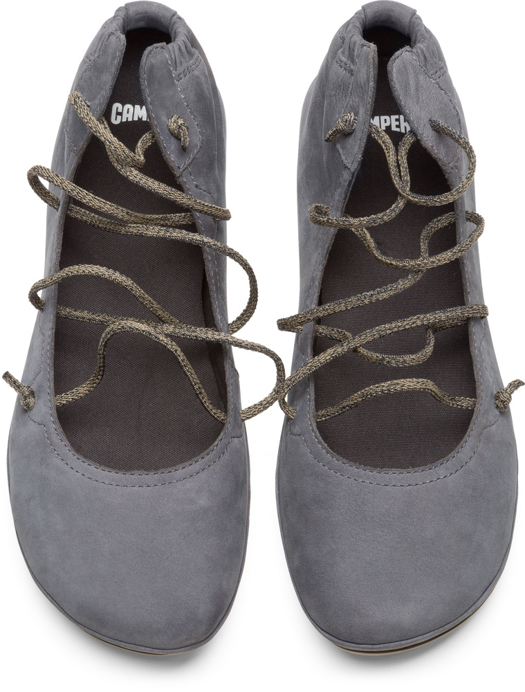 Camper Right Grey Casual Shoes Women K400194-012