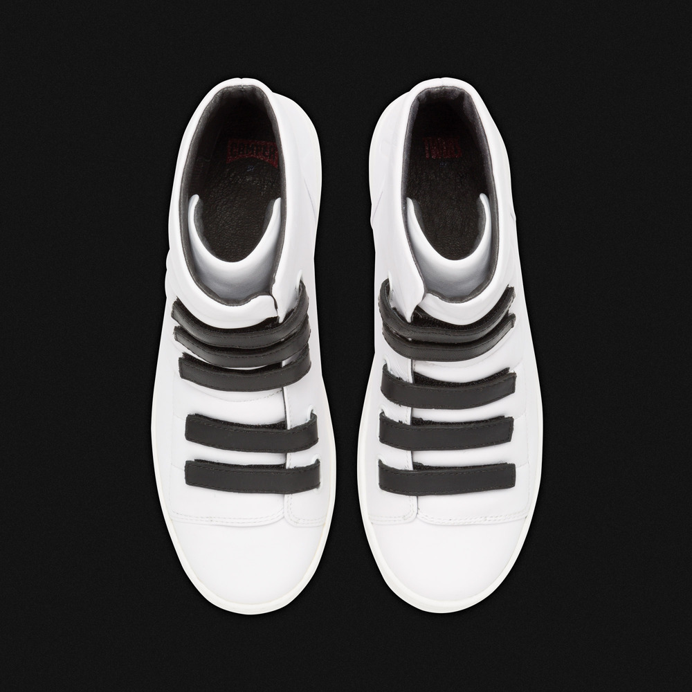 Camper Twins by Isamaya Bianco Sneaker Donna K400196-001