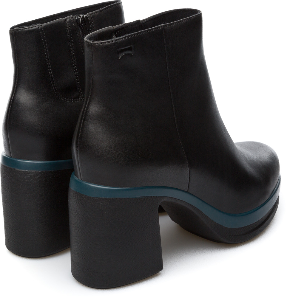 Camper Alice Black Ankle Boots Women K400198-003