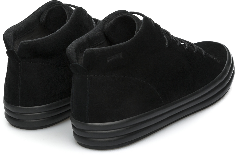 Camper Hoops Black Sneakers Women K400206-001