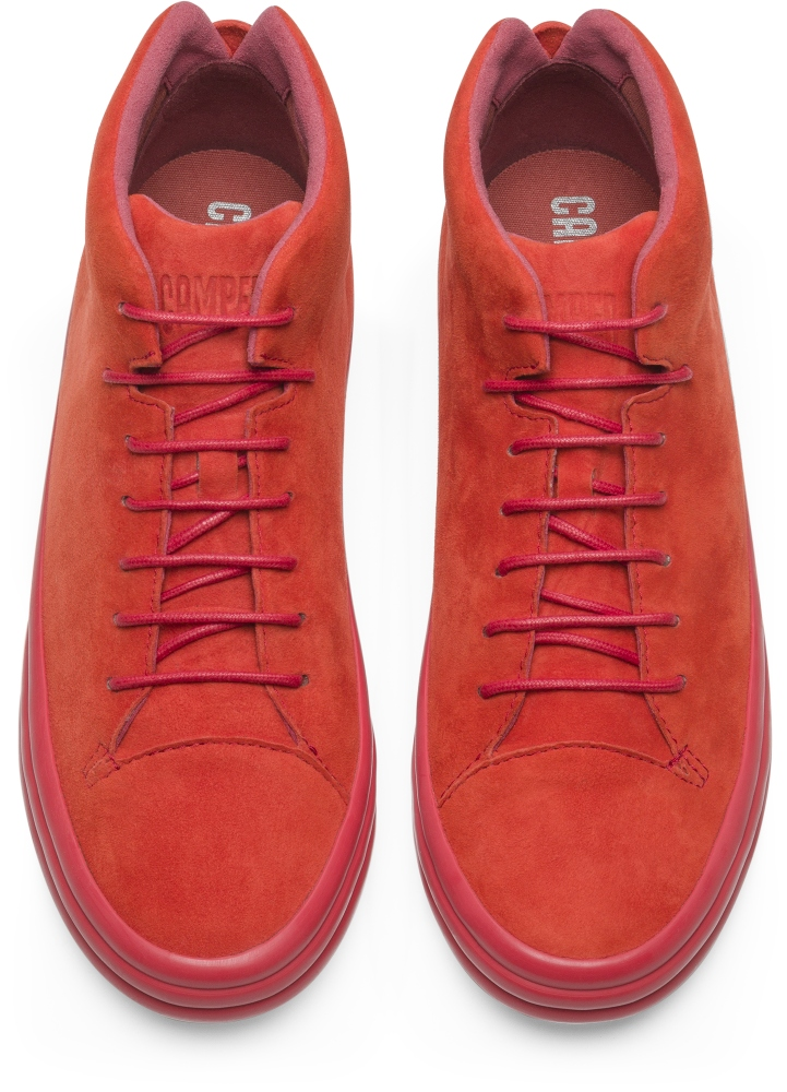 Camper Hoops Rosso  Sneaker Donna K400206-002