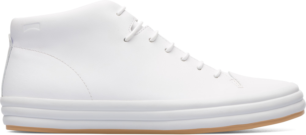 Camper Hoops White Casual Shoes Women K400206-004