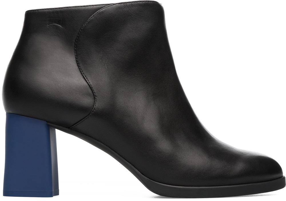 Camper Kara Black Ankle Boots Women K400208-001