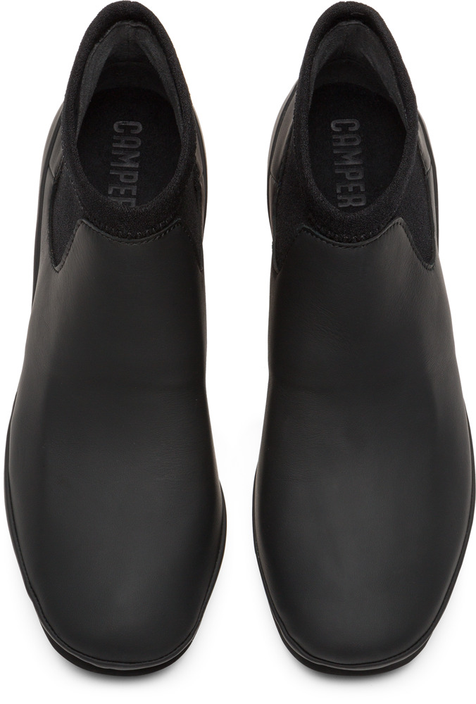 Camper Alright Black Formal Shoes Women K400218-004