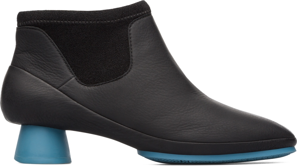 Camper Alright Black Formal Shoes Women K400218-005
