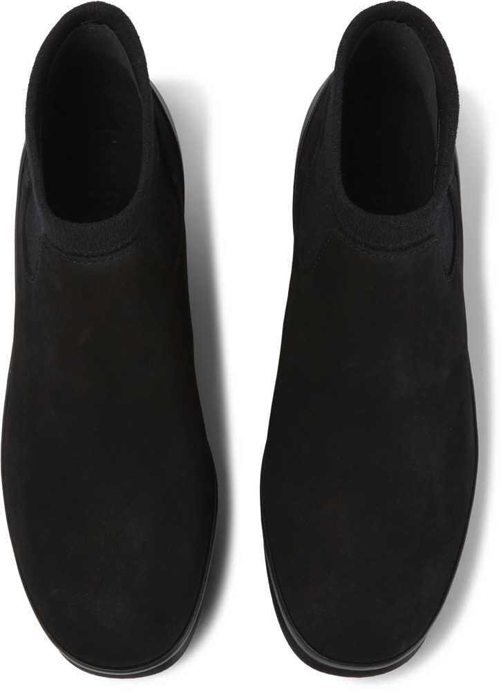 Camper Alright Black Formal Shoes Women K400218-007
