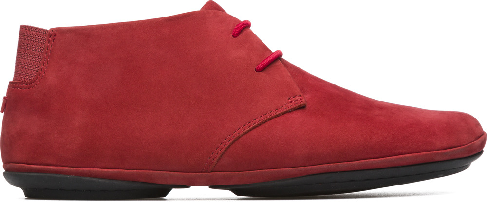 Camper Right Rosso  Scarponcini Donna K400221-001
