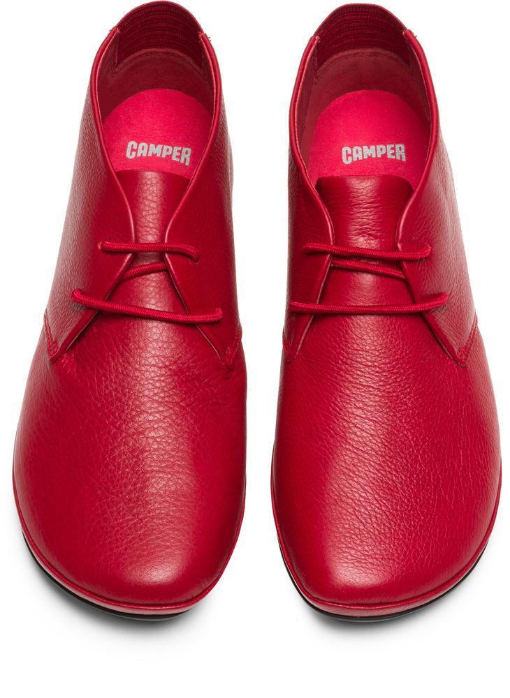 Camper Right Vermell Sabates informals Dona K400221-006