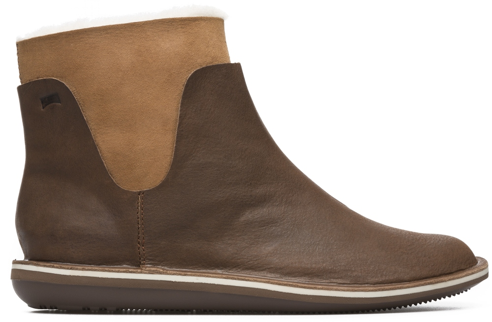 Camper Beetle Multicolor Ankle Boots Women K400239-002