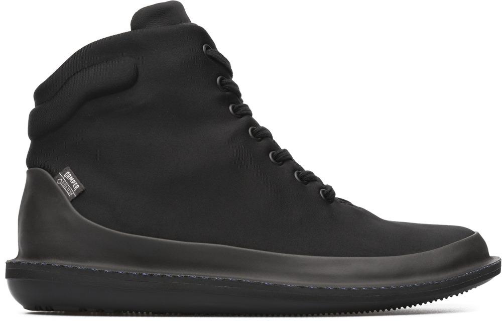 Camper Beetle Black Ankle Boots Women K400241-001