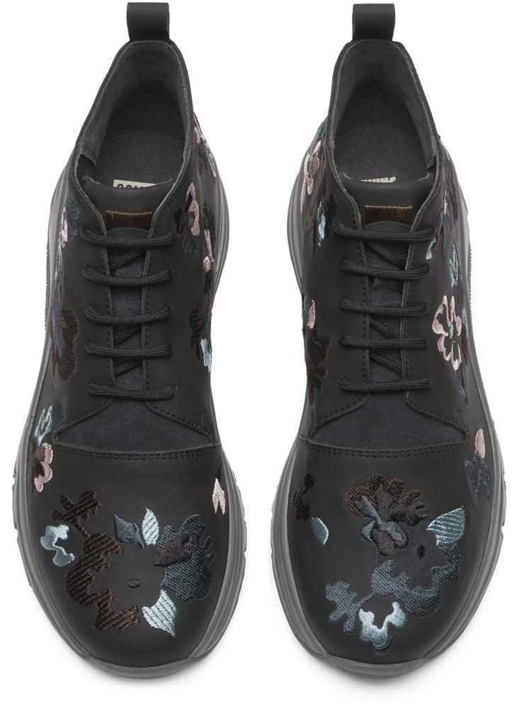 Camper Twins Black Sneakers Women K400242-001