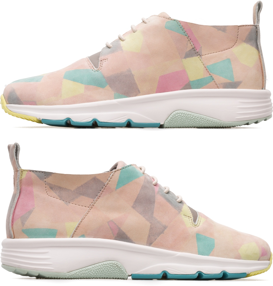 Camper Twins Multicolor Sneakers Dona K400243-001