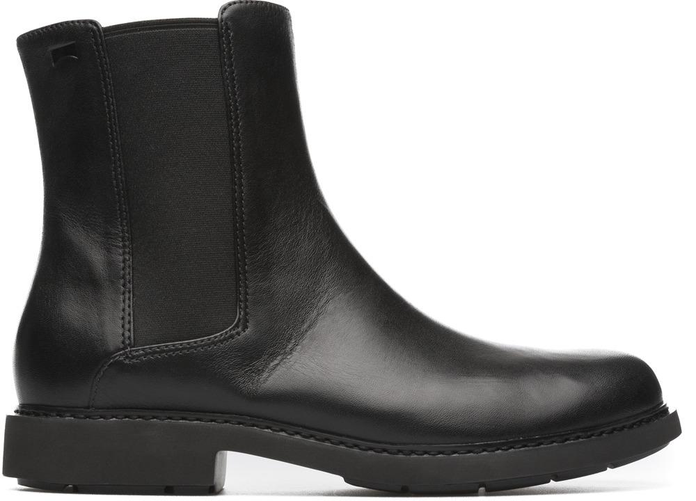 Camper Neuman Black Ankle Boots Women K400246-001