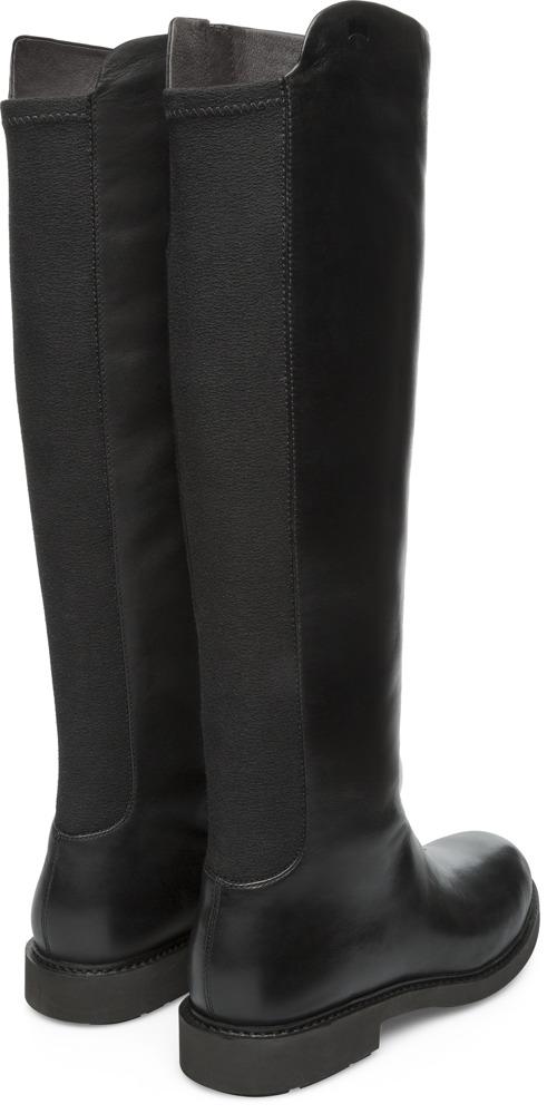 Camper Neuman Black Ankle Boots Women K400248-001