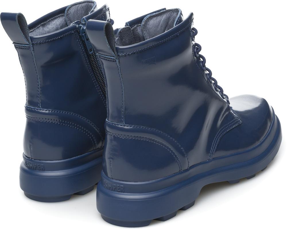 Camper Turtle Blau Botines Dona K400250-001