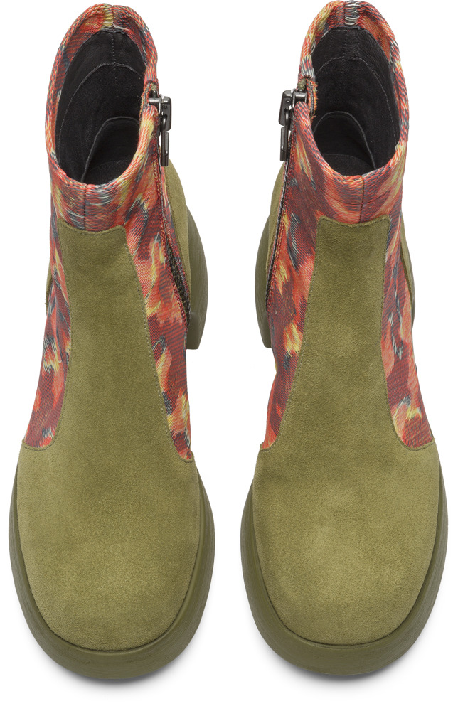 Camper Eckhaus Latta Multicolor Ankle Boots Women K400253-001