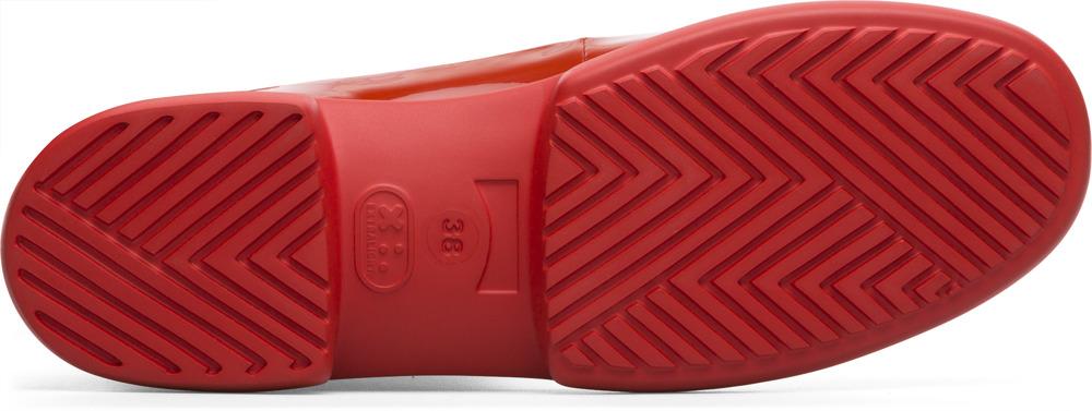 Camper Fiss Rosso  Scarponcini Donna K400267-002