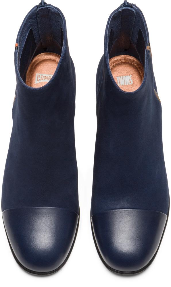 Camper Twins Blau Sabates formals Dona K400341-002
