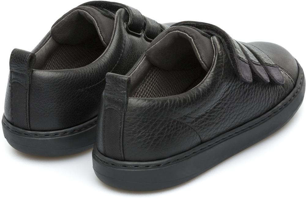 Camper Domus Black SMART CASUAL SHOES Kids K800001-006