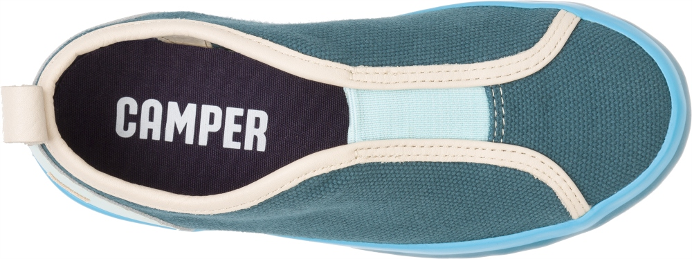Camper Pursuit Azul Sneakers Niños K800029-003