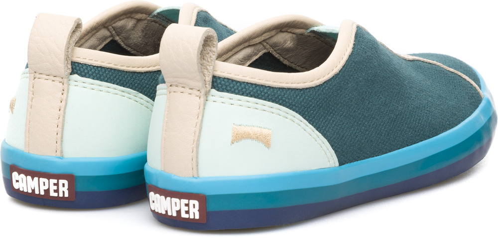 Camper Pursuit Blue Sneakers Kids K800029-003