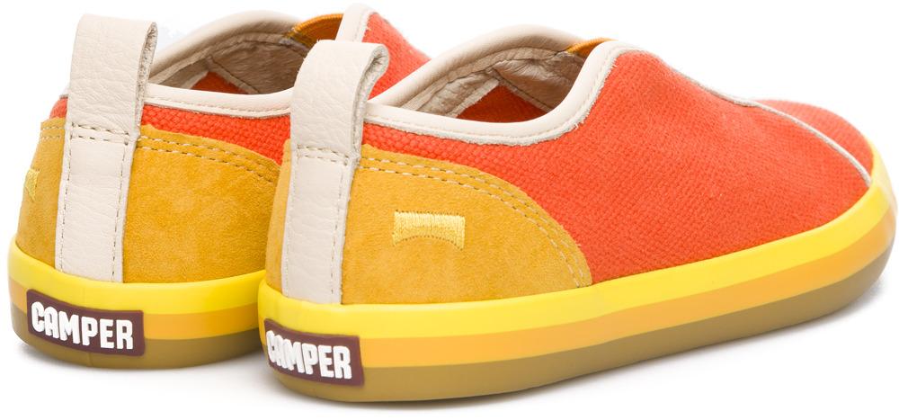 Camper Pursuit Orange Sneakers Kids K800029-004
