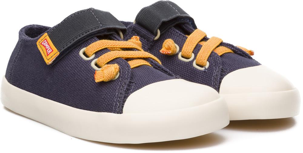 Camper Peu Rambla Blue Sneakers Kids K800033-003