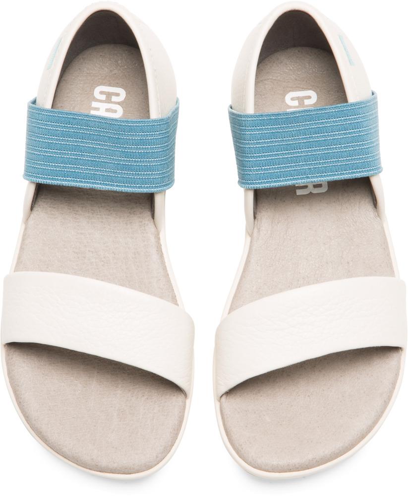 Camper Right Beige Sandals Kids K800041-008