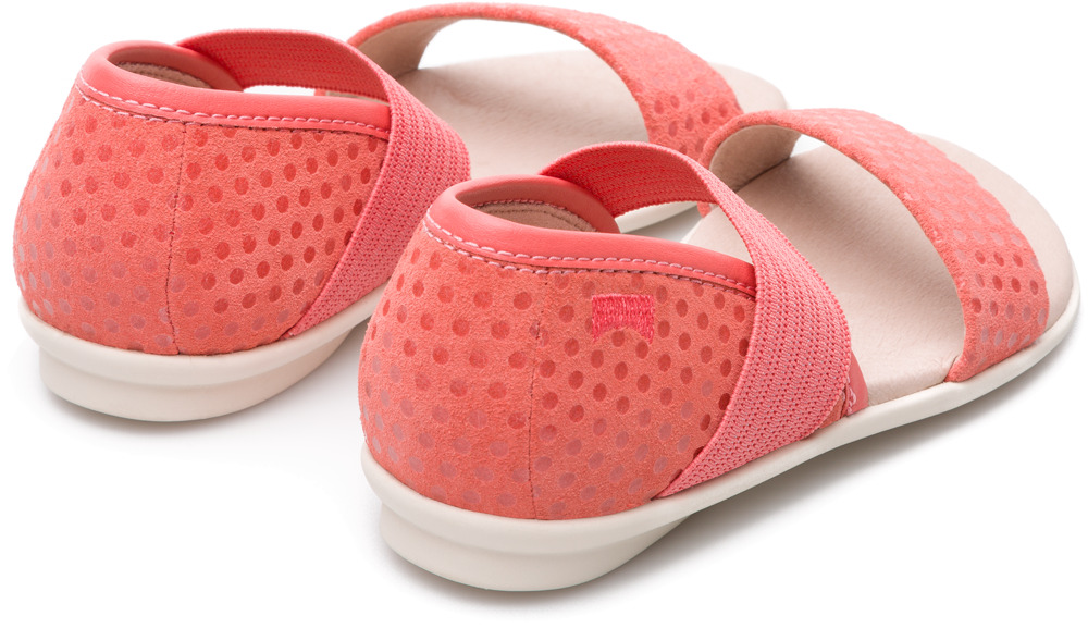 Camper Right Pink Sandals Kids K800041-009