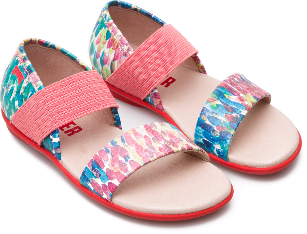 Camper Right Multicolor Sandals Kids K800041-010