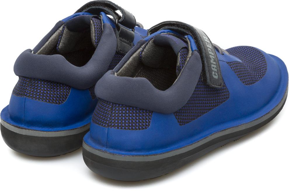 Camper Beetle  Azul Sneakers Niños K800055-002