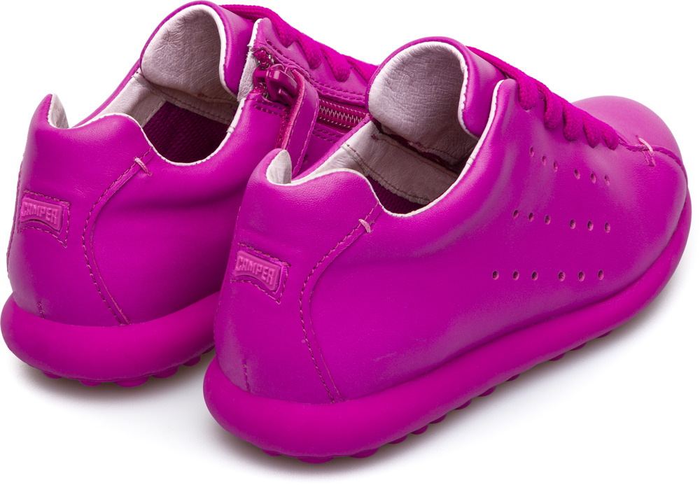 Camper Pelotas Violeta Sneakers Niños K800058-001