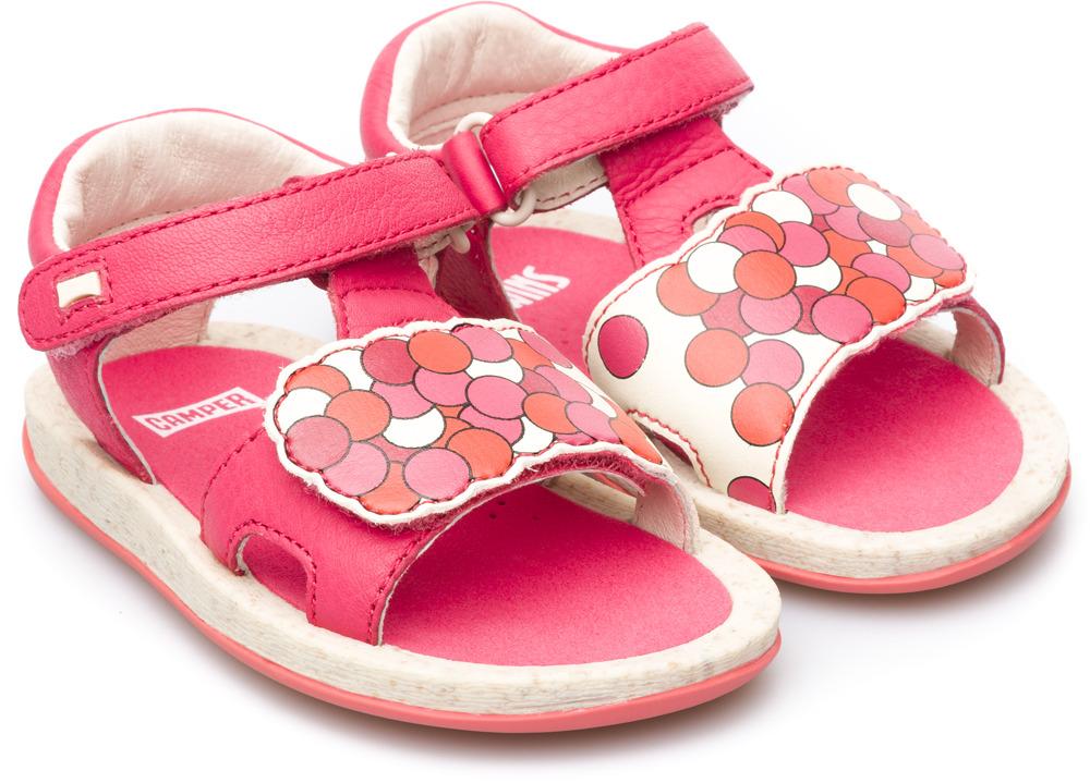Camper Twins Rose Sandales Enfant K800082-001