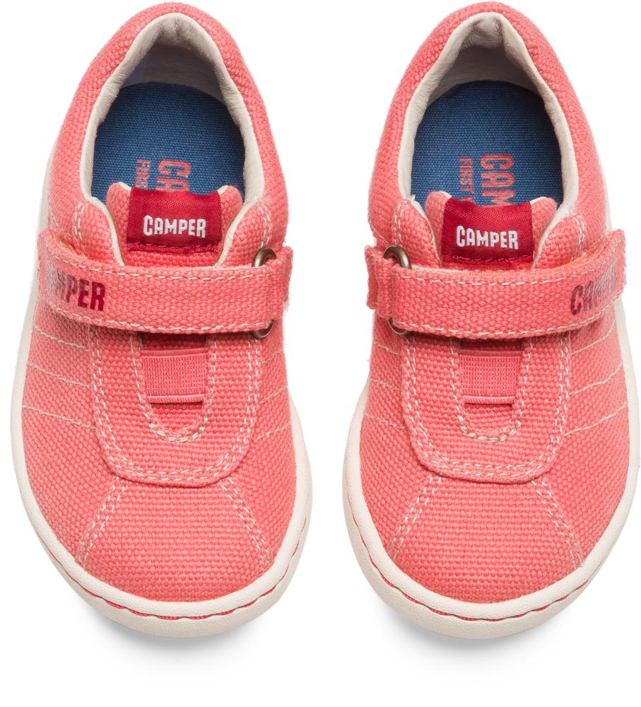 Camper Uno Pink Sneakers Kids K800083-006
