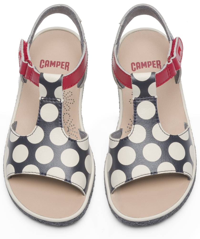 Camper Miko Multicolor Sandals Kids K800088-001