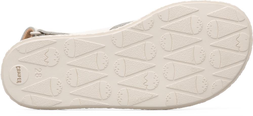 Camper Miko Beige Sandals Kids K800089-002